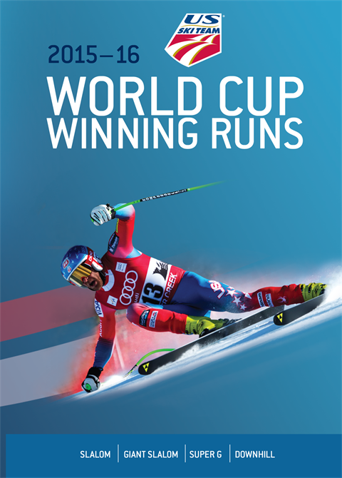 2015-16 World Cup Winning Run: Slalom and GS
