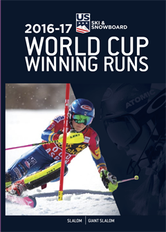2016-17 World Cup Winning Runs: Slalom and GS