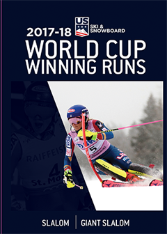 2017-18 World Cup Winning Runs - Slalom and Giant Slalom